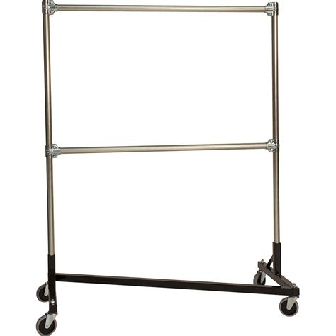 heavy duty clothes rack quality fabricators black z rack heavy duty clothes rack