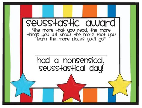 Dr Certificate Template Dr Seuss Certificate For Dr Seuss