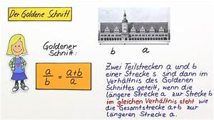 Goldener Schnitt Verhältnis : goldener schnitt online lernen ~ Watch28wear.com Haus und Dekorationen