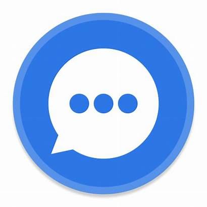 Icon Messages Button Icons Mensajes System Apps