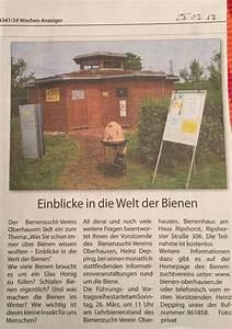 Verkaufsoffener Sonntag Oberhausen 2017 : bienenzucht verein oberhausen presse und ffentlichkeitsarbeit ~ Orissabook.com Haus und Dekorationen