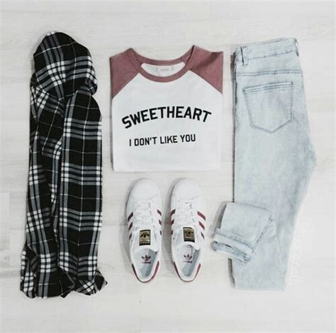 Flannel outfit ideas | Tumblr