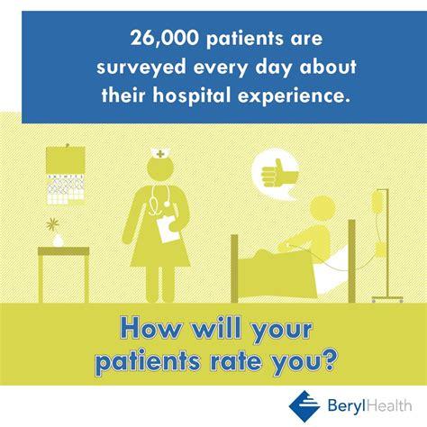 patient experience survey infographic   healthcare