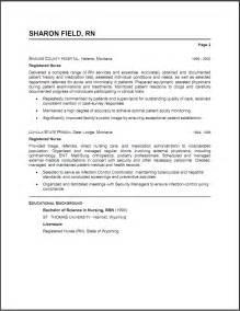resume for a new registered resume for registered resume badak