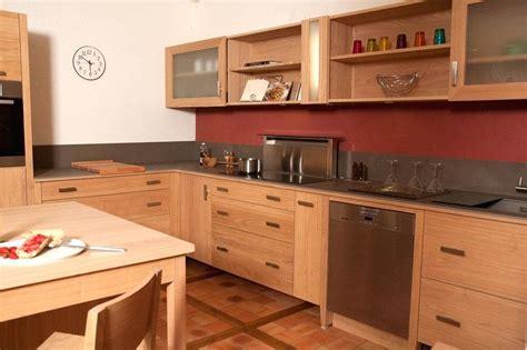 meuble de cuisine en bois brut a peindre id 233 e de mod 232 le