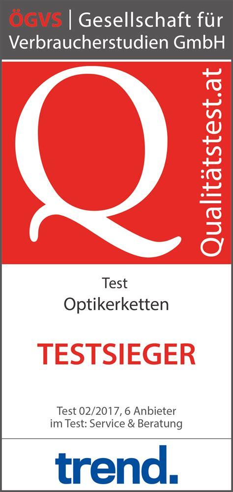 reiseportale testsieger 2017 optikerketten im test service sehtest und beratung 2017