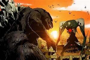Video de producción de Godzilla: Monster Planet, la cinta ...