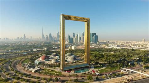 Gold Picture Frame Stock Video Footage