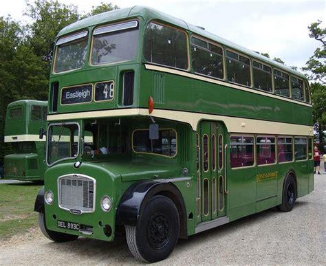 Del 893c Double Decker Vintage Bus Hire Service In Weston
