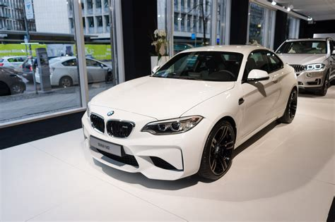 2016 bmw m2 36 month lease rate residual announced