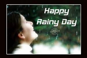 Happy Rainy Day - DesiComments.com