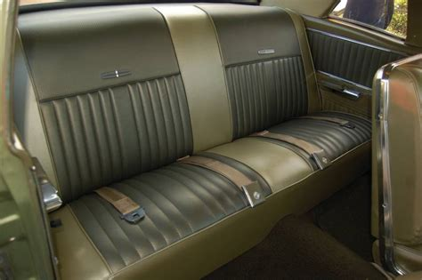 ford falcon seat upholstery