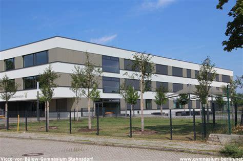 Vicco Bülow Gymnasium by Vicco B 252 Low Gymnasium Stahnsdorf Gymnasien In
