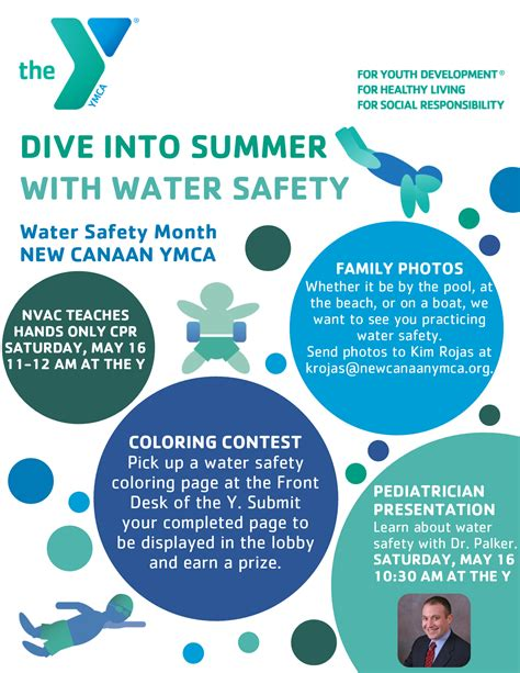 water safety   canaan ymca
