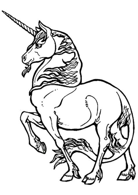coloriage licorne colorier sur hugolescargotcom