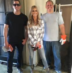 Gary Anderson Flip or Flop Christina