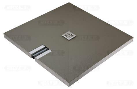 poresta bf 70 einbauanleitung poresta systems bf 70 bodenebenes duschelement 120 x 120 cm megabad