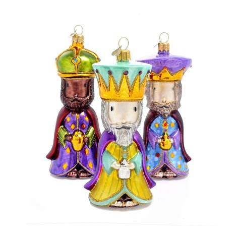 nativity we three kings by bombki notonthehighstreet com