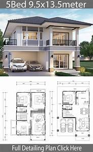 Best, Modern, House, Design, Plans, 2021