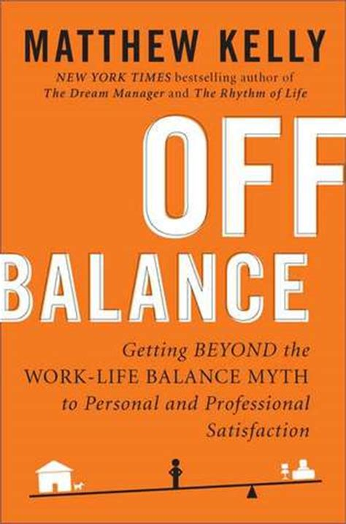 balance    work life balance myth  personal  professional satisfact