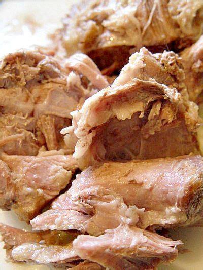 cooker pork shoulder pork shoulder recipe
