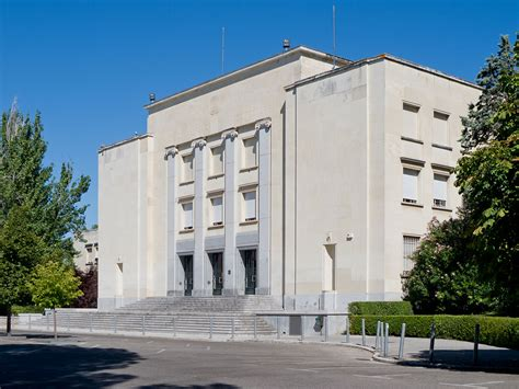 Escuela Técnica Superior De Arquitectura De Madrid
