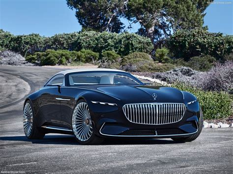 maybach car mercedes benz 2017 mercedes benz vision maybach 6 cabriolet concept