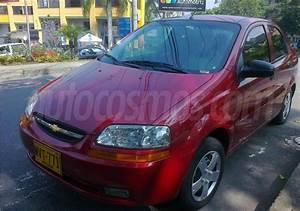 Venta Auto Usado Chevrolet Aveo Family 1 5l Ac  2014