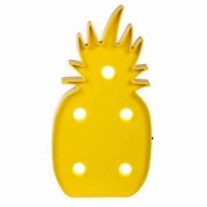 Ananas Lumineux 5 Leds Exotique Pinterest Dco