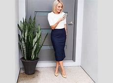 Best 25+ Navy pencil skirts ideas on Pinterest Pencil