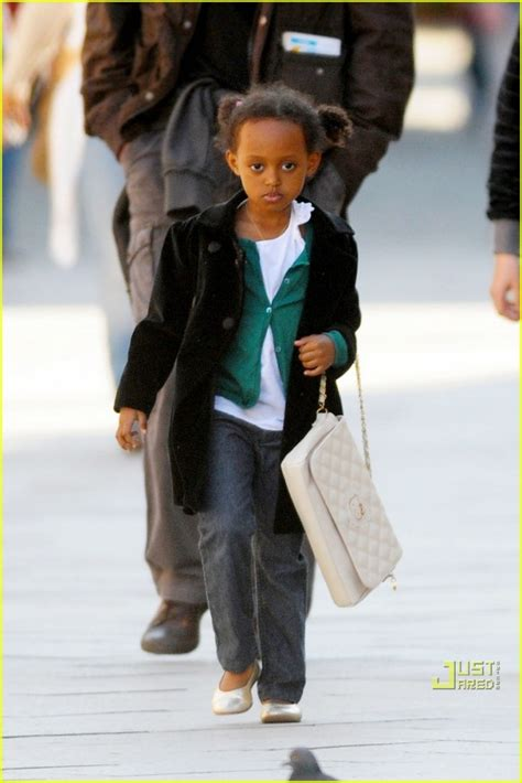 fashion trends zahara marley jolie pitt fashion