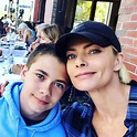 Jaime Pressly Admits Her Oldest Son Dezi, 12, Is Her ...