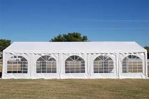 3239 X 1639 PE Party Tent Heavy Duty Carport Canopy
