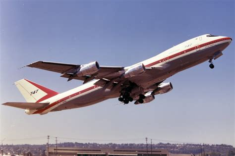Boeing 100 The First 747 Jumbo Jet  Aces Flying High