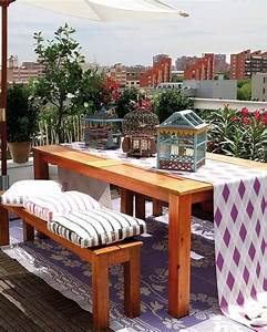 55, Super, Cool, And, Breezy, Small, Balcony, Design, Ideas