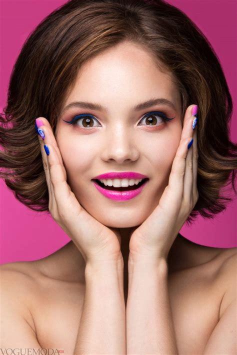 Модный макияж 2018 актуальные тренды