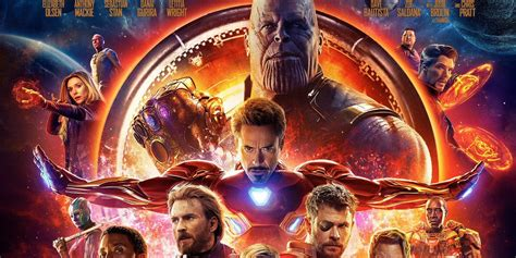 does the avengers infinity war poster hint at tony stark