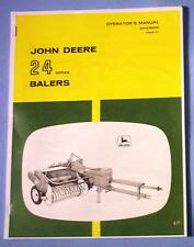 24t Square Baler Diagram by Deere 24t Ebay