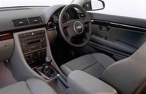 Audi A4 B6 2001 Road Test
