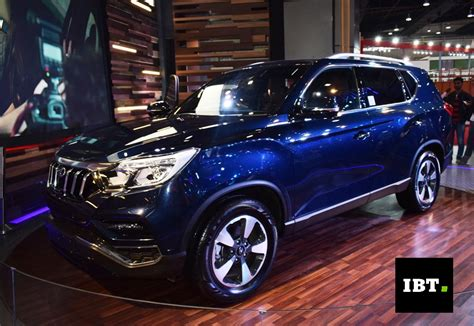 Datsun Cross Backgrounds by Auto Expo 2018 Will The New Mahindra 7 Seat Flagship Suv