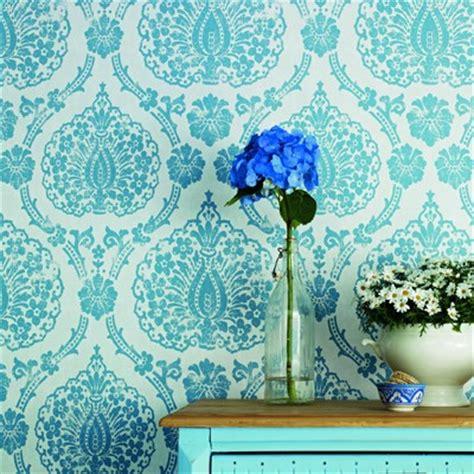 papier peint baroque papier peint bleu papier peint