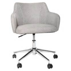 upholstered desk chair grey room essentials target