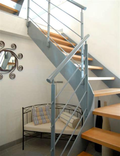 escalier 1 4 tournant d exception schaffner