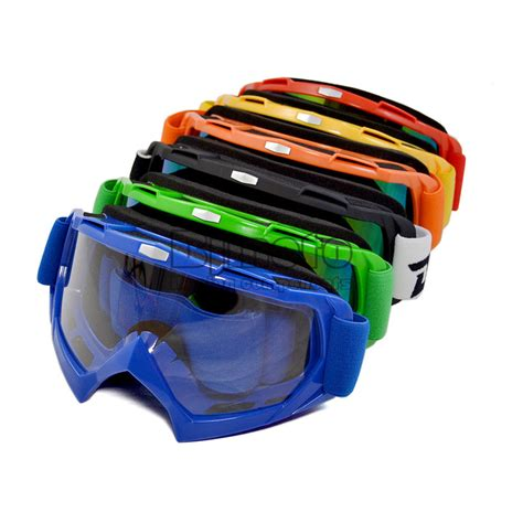 motocross goggles for glasses motocross atv dirt bike goggles eye wear clear lens