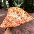 CLASSIC CHEESE PIZZA SLICE from Pavia in Boston, MA ...