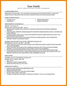 Introduction To A Resume by 8 Resume Introduction Sles Introduction Letter