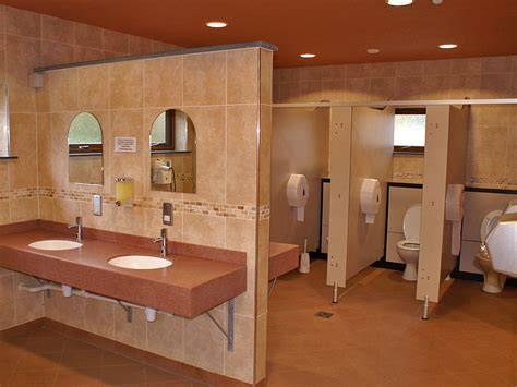 tiled bathrooms designs the best toilet shower facilities in the lake district