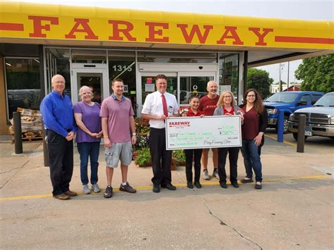 ,600 Raised In Perry Fireworks Drive Round-up Fundraiser