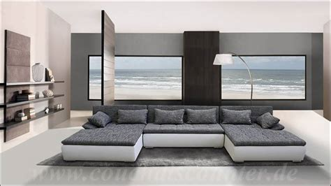 Big Sofa U Form by Edle Design Riesen Wohnlandschaft U Form Mega Big Sofa 410
