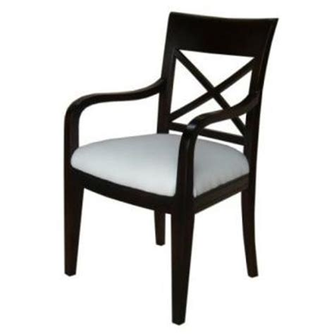 criss cross back carver dining chair dining chairs